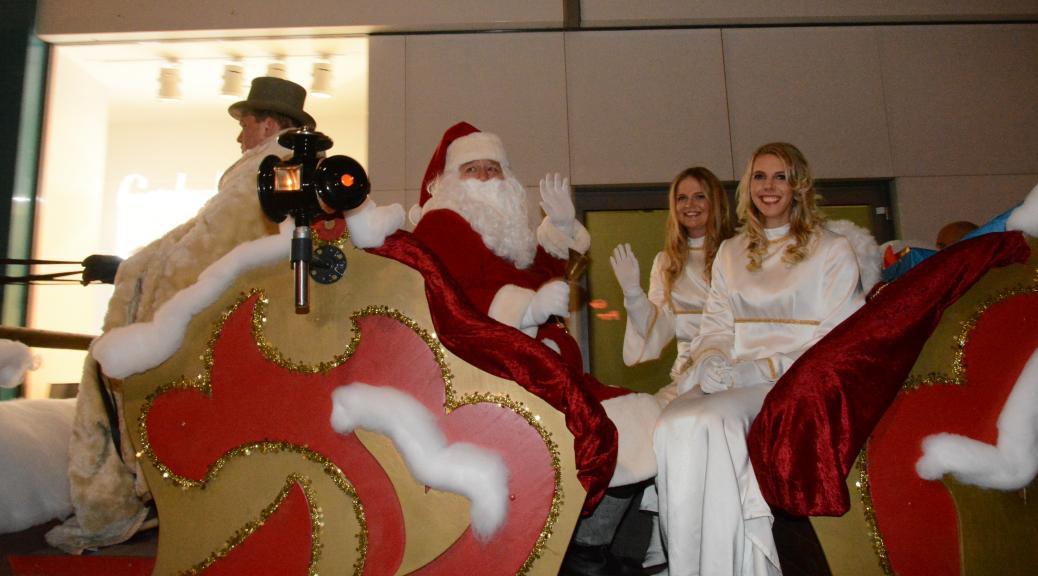 24.11. - der Weihnachtsmann ist da